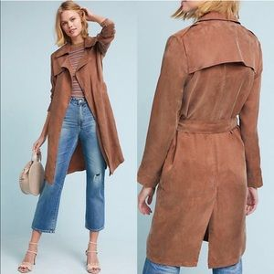 MOTH Carrie Trench Coat
